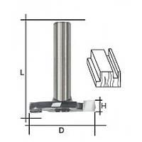 Фреза дисковая для кромок и пазов, DxHxL = 32х4х36 мм