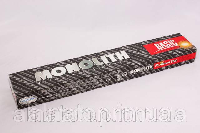 Электроды Монолит Плазма ф3 мм (УОНИ 13/55) (уп. 2,5кг)