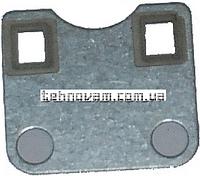 Направляющая пластина генератора 168