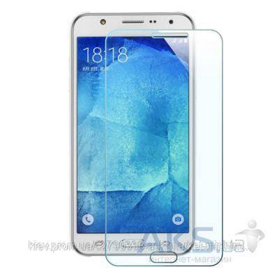 Защитное стекло Samsung J500 Galaxy J5|Tempered Glass|Углы закругленные, фото 2