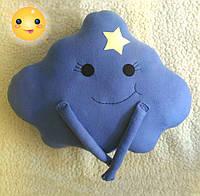 Мягкая игрушка- Подушка тучка принцесса пупырка.