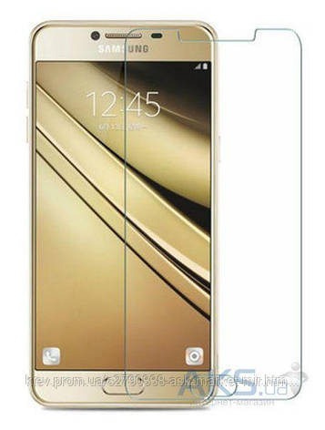 Защитное стекло Samsung C7000 Galaxy С7|Tempered Glass, фото 2