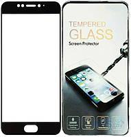 Защитное стекло Meizu MX6|BeCover|Черный|На весь экран|