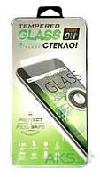 Защитное стекло Samsung C7000 Galaxy С7|PowerPlant|Углы закругленные|