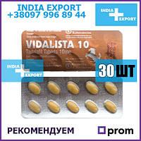 Сиалис   VIDALISTA 10 мг   Тадалафил   30 таб - возбудитель мужской cialis