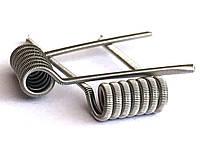1метр Alien Clapton coil алиен койл спираль для Вейпа Кантал