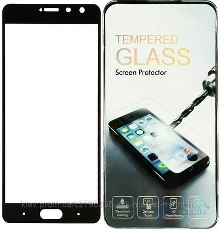 Защитное стекло Xiaomi Redmi Pro BeCover Черный На весь экран, фото 2
