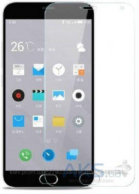 Защитное стекло Meizu M2 Note|Tempered Glass|Углы закругленные