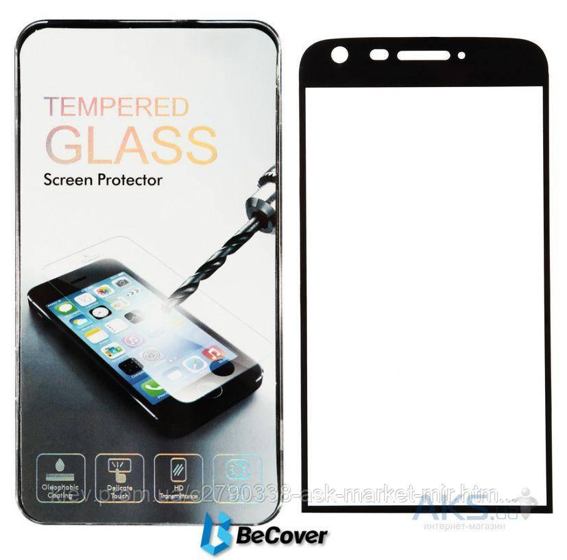 Защитное стекло LG G5 H850, G5 SE H845|BeCover|Черный|Углы закругленные|На весь экран