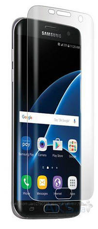 Защитное стекло Samsung G935 Galaxy S7 Edge|Tempered Glass|На весь экран, фото 2
