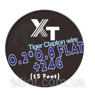 5 метрів Tiger clapton клептон койл спіраль для Вейпа Кантал