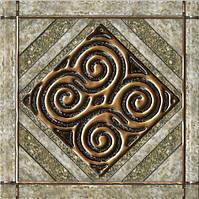 Керамічна плитка декор підлогу ETRUSCAN