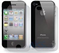 Защитное стекло Apple iPhone 4, iPhone 4S|Tempered Glass|(Экран + Задняя крышка)