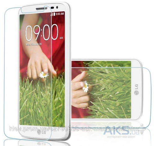 Защитное стекло LG G Flex 2 H950, G Flex 2 H955|Tempered Glass, фото 2
