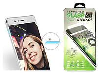 Защитное стекло Huawei P9|PowerPlant|На весь экран|