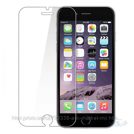 Защитное стекло Apple iPhone 6, 6S|Tempered Glass, фото 2