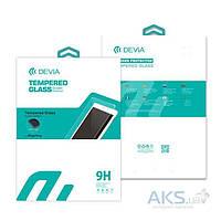 Защитное стекло Apple iPhone 7|Devia|(+ пленка на заднюю панель)