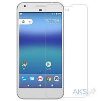 Защитное стекло Google Pixel XL|Tempered Glass|Углы закругленные|