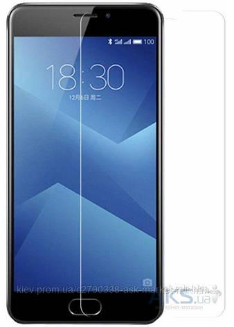 Защитное стекло Meizu M5 Tempered Glass Углы закругленные, фото 2