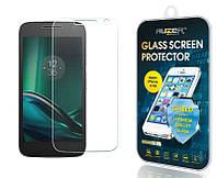 Защитное стекло Motorola Moto G4 Play XT1602|Auzer|Углы закругленные|