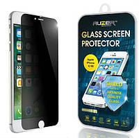 Защитное стекло Apple iPhone 7, iPhone 8|Auzer|Углы закругленные|