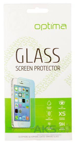 Защитное стекло Samsung J330 Galaxy J3 2017|Optima|Углы закругленные