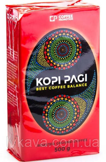 Кофе молотый KOPI PAGI, 500 гр.