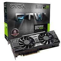 Видеокарта EVGA GeForce GTX 1060 FTW+ GAMING 6GB GDDR5