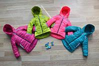 Демисезонная подростковая куртка для девочки Анжелика