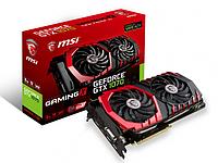 Видеокарта MSI GeForce GTX 1070 GAMING X 8GB GDDR5 VR Ready