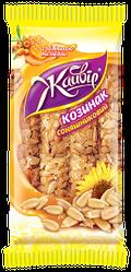 """Козинак """"Жайвир""""  """"Соняшниковий"""" с облепихой и медом 65г"""