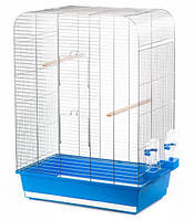 Клетка для попугаев Нина NINA хром 54*34*75 INTER ZOO