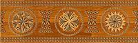Керамическая плитка фриз SELVA