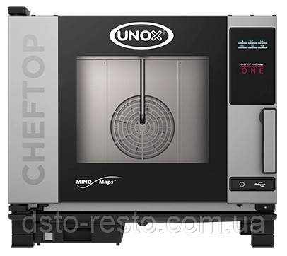 Печь пароконвекционная UNOX XEVC0511E1R, фото 2