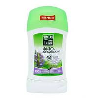 Фито-дезодорант женский Чистая линия  Защита от запаха и влаги  стик 40 мл