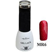 Гель лак Магия красного Nika Nagel MR6, 5 мл