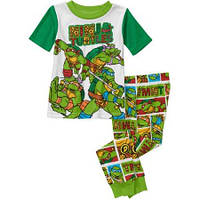 """Хлопковая пижама """"ниндзи"""" 1,5-4 года"""