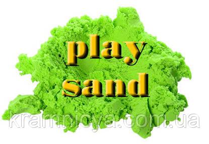 Характеристики кинетического песка