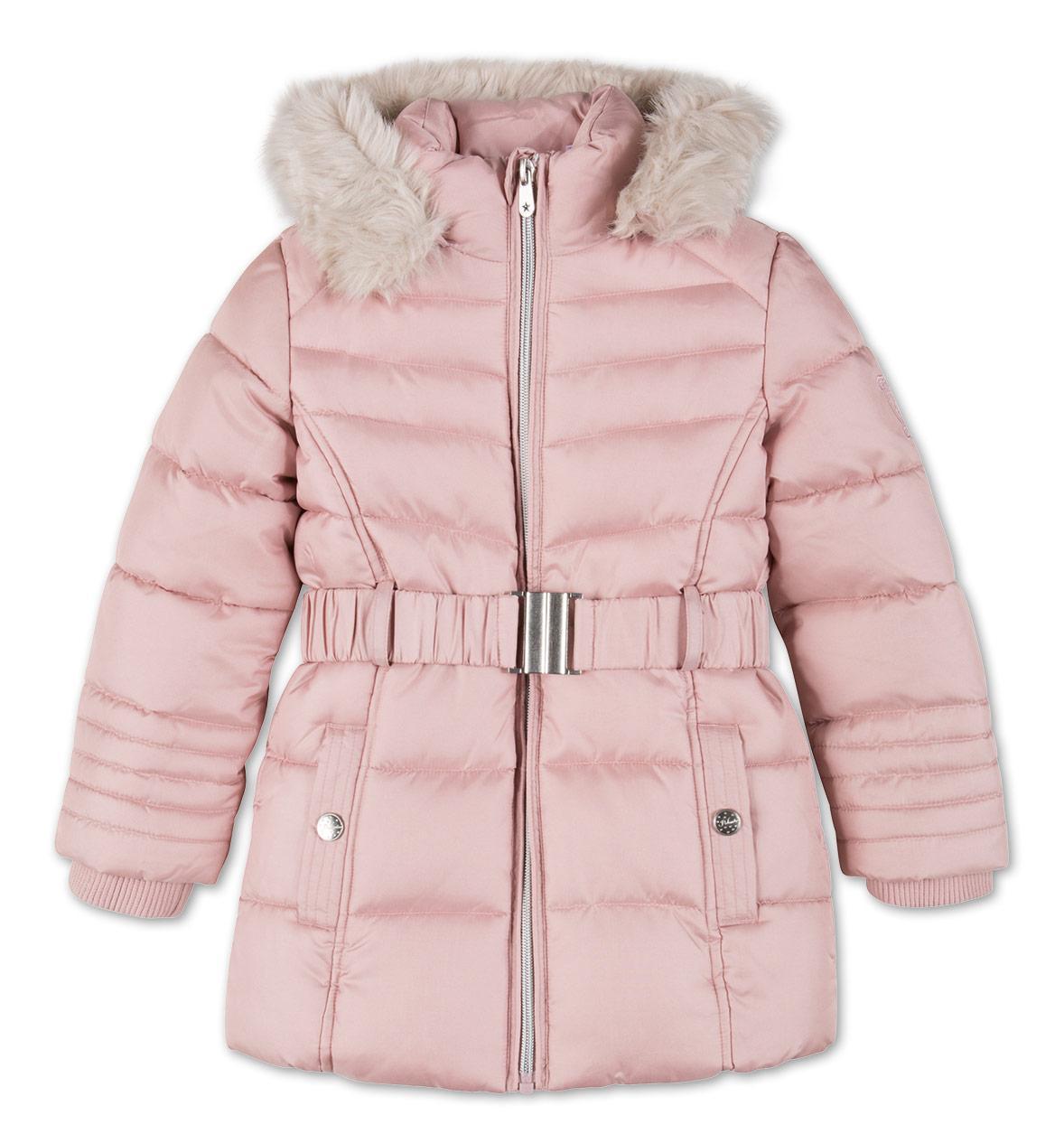 Детская зимняя куртка на девочку 4 года от C&A Palomino Германия Размер 104