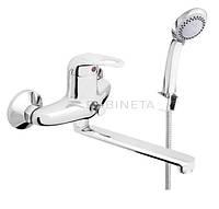 Смеситель для ванны Rubineta Prince P-11/C