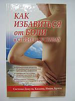 Как избавиться от боли в спине и суставах. Системы Дикуля, Касьяна, Ниши, Брегга.