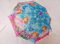 """Зонтики для девочек """"принцесса София и"""" и """"Пони"""" №701 от Flagman"""