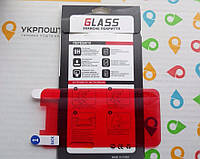 Защитная пленка для APPLE iPhone 7 Plus (0.2мм) s (0.3 мм) с серебристой рамкой