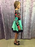 Платье для девочки с пышной юбкой 152 см, фото 2
