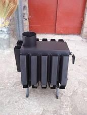 Буржуйка с варочной поверхностью Turbina-120 LuxTerm (сталь 4 мм), фото 2