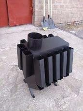 Буржуйка с варочной поверхностью Turbina-120 LuxTerm (сталь 4 мм), фото 3