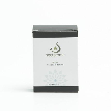 Мыло на основе гассула для лица и тела Nectarome