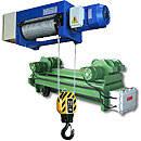 Электродвигатели подъёма и передвижения тельферов ELMOT