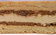 Песочный арахисовый торт