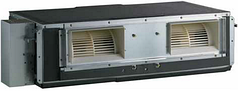 Сплит система канального типа LG UB18/UU18